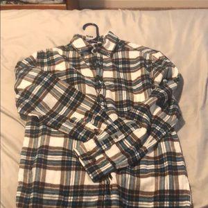 Croft & Barrow flannel